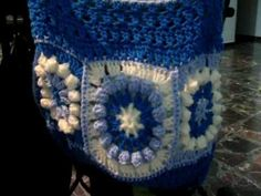 Crochet Tote Bag for my son's daycare - http://www.knittingstory.eu/crochet-tote-bag-for-my-sons-daycare/