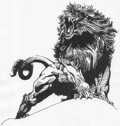 lion pounce - Google Search