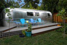 Enjoy The Tour Of This Gorgeous Renovated 1969 Airstream