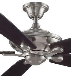 Fanimation C1 Energy Saving Fan Motor for the Distinction Ceiling Fans Brushed Nickel Ceiling Fan Accessories Fan Motors Fan Motors