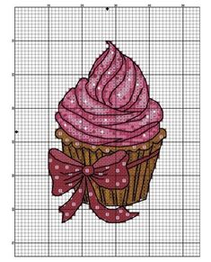 Thrilling Designing Your Own Cross Stitch Embroidery Patterns Ideas. Exhilarating Designing Your Own Cross Stitch Embroidery Patterns Ideas. Cupcake Cross Stitch, Cross Stitch Fruit, Cross Stitch Kitchen, Mini Cross Stitch, Cross Stitch Cards, Cross Stitching, Cross Stitch Embroidery, Embroidery Patterns, Cross Stitch Designs