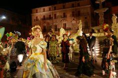 Dolce&Gabbana: Alta Moda a Palermo, la sfilata di una vita