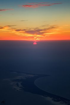 Nenad Spasojevic posted a photo:  Do you like aerial photography? I don't get to shot something like this very often because personally I don't have the drone and even when I get to fly I'm not lucky to get the window seat. This time around it was different and on top of the window seat I got to witness this beautiful sunset above the little island in Mexican Riviera called Isla Mujeres. I was so excited to be able to capture some of these moments from the plane. What do you think?