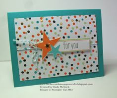 Turtle Creations: Good As Gold - Sale-a-bration 2014 - Stampin' Up!