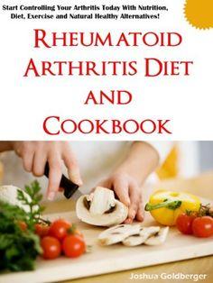 Rheumatoid Arthritis Diet and Cookbook by Joshua Goldberger, http://www.amazon.com/dp/B005C1MWNA/ref=cm_sw_r_pi_dp_AwAOpb0GBAGNG