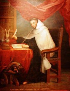 A 30 de octubre, el Patriarca carmelita: http://preguntasantoral.blogspot.com.es/2015/10/san-serapion-obispo-y-carmelita.html #santodeldia.