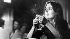 Diane Keaton, Looking for Mr Goodbar. Another film that haunted, changed my life. As the troller in bars at night. Diane Keaton Young, Diane Keaton Woody Allen, Dianne Keaton, Hollywood Stars, Classic Hollywood, Looking For Mr Goodbar, Annie Hall, Actor Studio, Role Models