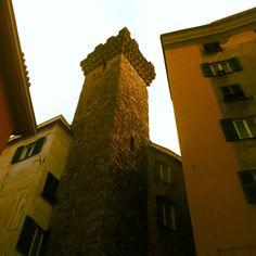 Torre degli Embriaci #genova