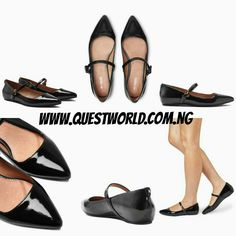 Next Black Patent Point Mary Janes size 8/42 #14000. Our store is closed today, shop online. www.questworld.com.ng Pay on delivery in Lagos. Nationwide Delivery