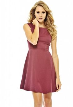 Raven Cap Sleeve Dress