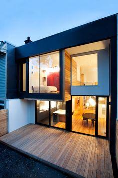 Chambord Residence / NatureHumaine