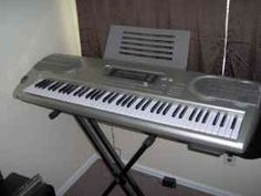 Keyboard, Semi Pro, Casio WK3300, w/Stand - $215 (Florence, CO)