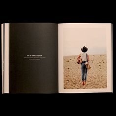 Kinfolk Magazine - Issue 4 - A Look Inside Magazine Layout Design, Book Design Layout, Print Layout, Book Cover Design, Magazine Layouts, Kinfolk Magazine, Brochure Layout, Corporate Brochure, Brochure Design