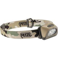 PETZL TACTIKKA HEADTORCH nouveau modèle 200 lm chasse pêche tactique