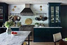 Hedge Good Cottage #designbuild #hedgewoodhomes Kitchen Redo, Kitchen Pantry, New Kitchen, Kitchen Dining, Kitchen Arrangement, Cabin Chic, Interior Concept, Cottage Design, Custom Cabinetry