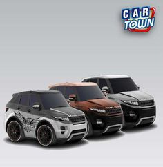 Land Rover Evoque 2012 - Tribal by Funkylion