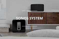 SONOS System Info Page sidebar promo graphic