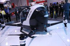 Drone 184 (Foto: Marlon Câmara/TechTudo)