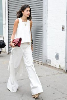 Leandra Medine, NYFW