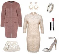 #Herbstoutfit Edel ♥ #outfit #Damenoutfit #outfitdestages #dresslove