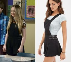 Girl Meets World: Season 2 Episode 28 Maya's Black Overalls