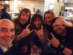 https://flic.kr/p/AgNXLn | having a beer (or two) after the #cleveland show. No kidding, a bunch of mid 20ies girls asked us if we are #styx  #tommyshaw please forgive us  #gravedigger #axelritt #the_real_ironfinger #brewery #beer #craftbeer