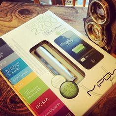 $49.95 The MiPow Power Tube 2200 is 'Made for iPod' and 'Made for iPhone' certified - and designed to meet all your charging requirements, no matter which clever people made your device.     http://www.mi-accessories.co.uk/store/power/smart-gaming-devices/power-tube-2200/    #mi #mipow #power #tube #2200 #charging #usb #backup #emergency#portable #battery