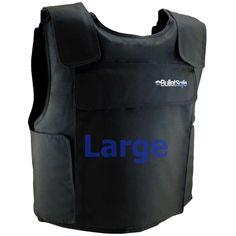 BulletSafe Bulletproof Vest Size Large