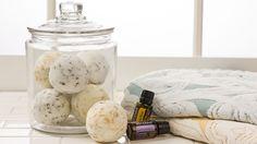 DIY: Fizzing Bath Bombs | dōTERRA Essential Oils