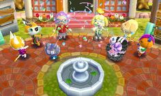 Hearts & Wings by Shireece: Test Animal crossing Happy home designer