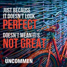 Giving up on something because it's not #perfect is what a Jack would do. #KeepTrying