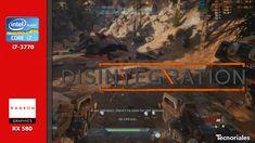 Disintegration - Radeon RX 580
