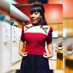 Ravelry: Betty & Judy Lodge Sweater pattern by Amy Appel Christmas Knitting, Ravelry, Amy, Knitting Patterns, Sweaters, Knit Patterns, Sweater, Knitting Stitch Patterns, Loom Knitting Patterns
