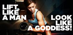 10 Reasons Why Women Need to Lift Weights - Jennifer Carr NOTE: link no longer works :( but the quote is still so true!!