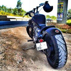 Honda Shadow VT600 Bobber