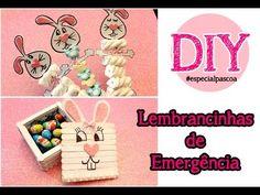 DIY: Lembrancinhas de Emergência para a Páscoa | Dicas Rápidas - YouTube