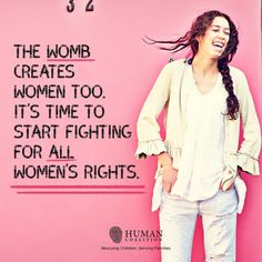 Prolife is pro-woman. And pro-man. Women need to stop bringing light to themselves. We are all humans Prolife Feminist, Feminist Quotes, Pro Life Quotes, Respect Life, Life Is Precious, Choose Life, Pro Choice, In This World, Things To Think About