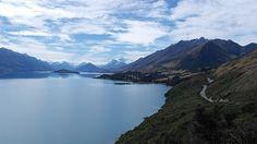 Lookout at 300 meters #autonauti #NZL