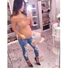 Cute Maternity Outfits, Stylish Maternity, Mom Outfits, Maternity Wear, Maternity Fashion, Estilo Baby Bump, Pregnacy Fashion, Pretty Pregnant, Baby Bump Style