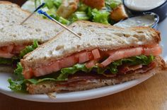BLT from 49 West, Annapolis, MD