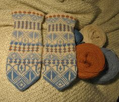 Swedish Blogger. ASTRIDS HANDARBETEN: Blekinge. The pattern is also recorded on Ravelry although you can't buy it online sadly.