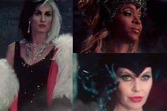 Cruella De Vil, Malévola e Ursula juntas em Once Upon A Time - http://metropolitanafm.uol.com.br/novidades/entretenimento/cruella-de-vil-malevola-e-ursula-juntas-em-upon-time