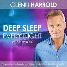 Deep Sleep Every Night - Hypnosis MP3 Download by Glenn Harrold