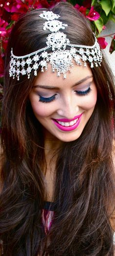 Tikka bridal hairpieces
