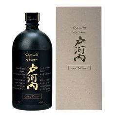 TOGOUCHI 18 Years old Japanese Premium Whisky 70 cl / 43 % Japan