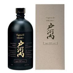 TOGOUCHI 18 Years old Japanese Premium Whisky 70 cl / 43 % Japan