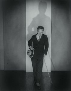 Edward Steichen, Charlie Chaplin, 1925