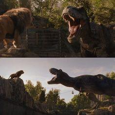 Jurassic World Fallen Kingdom - TV Spot #4 (Captures)