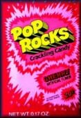 POP ROCKS!!  I loved these!  I remember giving them to my cousin Barbara and her eyes got big then she cried.  Lol