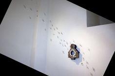 """favolata"" - little teather + wall decoration"